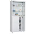 Шкафы медицинские металлические купить в СПб от производителя