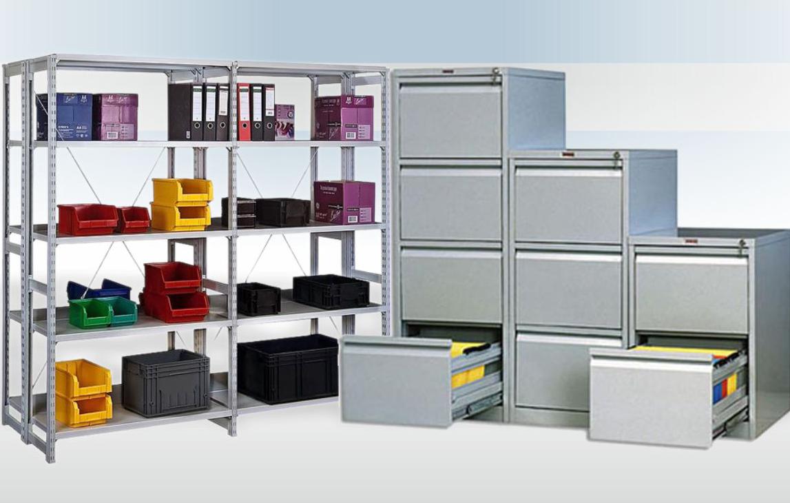 Металлическая архивные мебель в офис