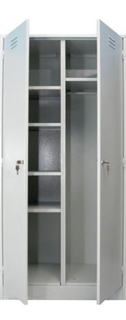 Шкаф для одежды и хозинвентаря