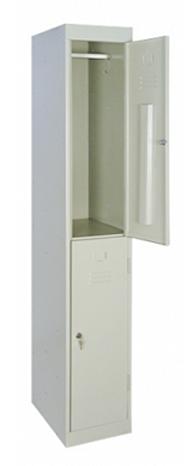 Гардеробный шкаф для спорткомлексов